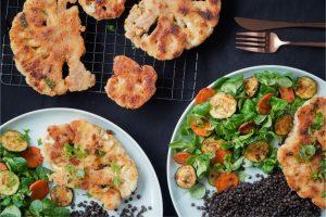 Lentils side dishes
