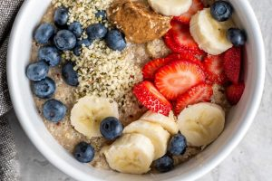 Add seeds to your cereals