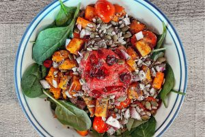 Add seeds to your salads
