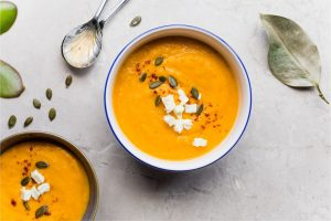 Add seeds to your soups